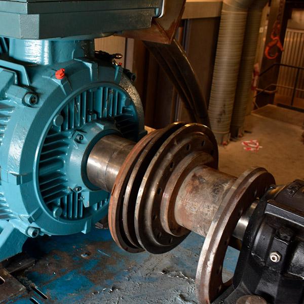 40 procents energibesparelse med ny synkron reluktansmotor