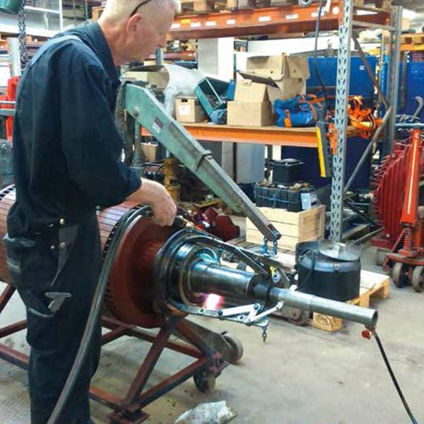 Reparation – eller ny motor?